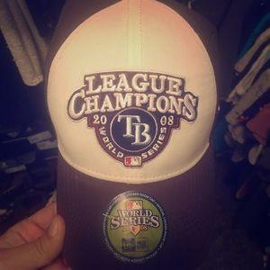 Rays memorabilia from World Series Year - 2008